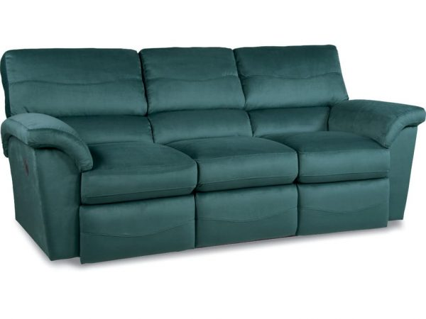 La-Z-Boy Living Room Reese Power La-Z-Time Full Reclining Sofa