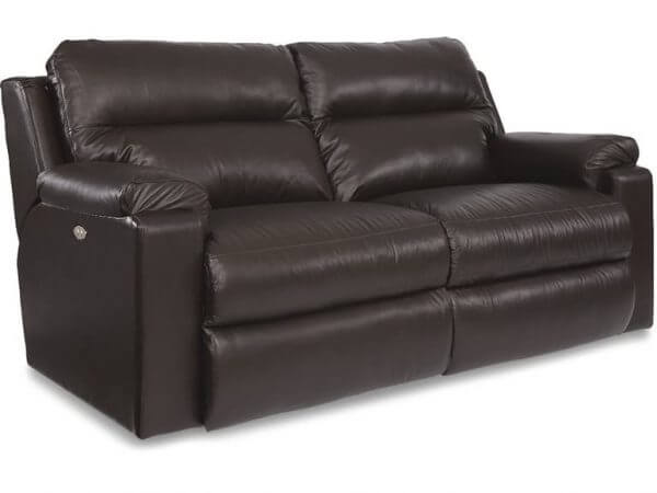 La-Z-Boy Living Room Power La-Z-Time Two-Seat Reclining Sofa