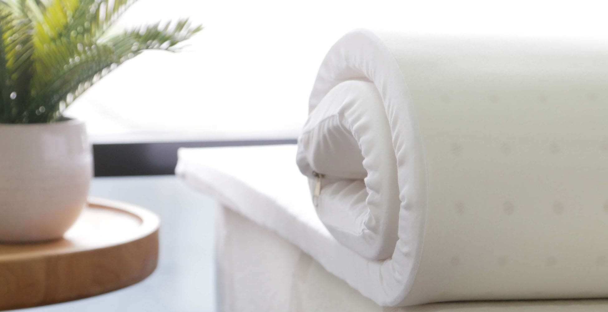 Sonice Furniture _ Benefits of Latex Mattress Toppers