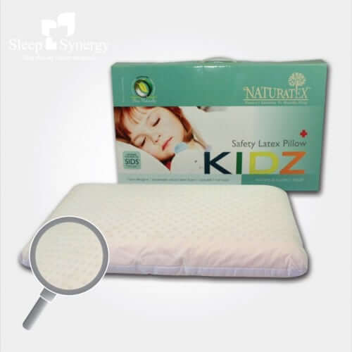 Kidz Safety Latex Pillow